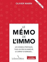 Olivier Marin - Le mémo de l'immo.