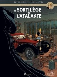 Olivier Marin et Jérôme Phalippou - Les aventures de Betsy  : Le sortilège de l'Atalante.