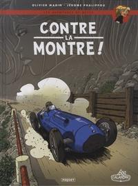 Olivier Marin et Jérôme Phalippou - Les aventures de Betsy Tome 3 : Contre la montre !.