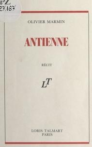 Olivier Marmin - Antienne.