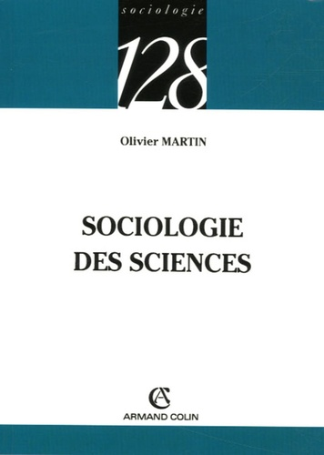 Olivier Martin - Sociologie des sciences.
