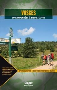 Vosges- 90 randonnées à pieds et à VTT - Olivier Martin pdf epub
