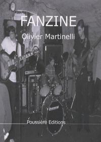 Olivier Martinelli - Fanzine.