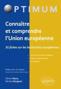 Connaître et comprendre lUnion européenne - 35 fiches sur les institutions européennes.pdf