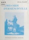 Olivier Marty - L'après-midi d'Ermenonville - Rousseau et notre temps.