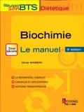 Olivier Masson - Biochimie - Bases biochimiques de la diététique.