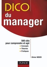 Olivier Meier - Dico du manager.