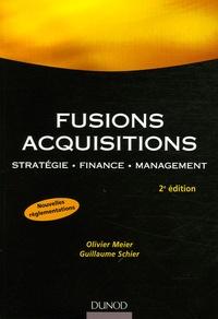 Olivier Meier et Guillaume Schier - Fusions Acquisitions - Stratégie, finance, management.
