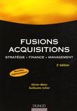 Olivier Meier et Guillaume Schier - Fusions, acquisitions - Stratégie, finance, management.