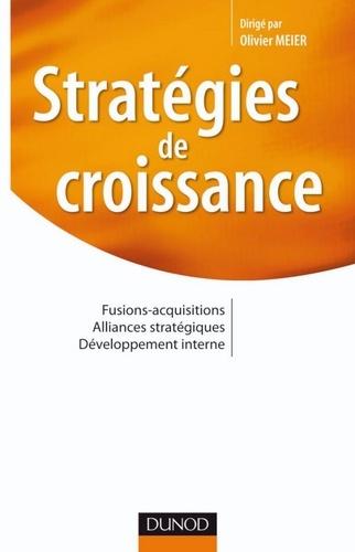 Stratégies de croissance - Format PDF - 9782100537693 - 16,99 €