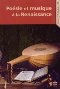 Olivier Millet et Alice Tacaille - Poésie et musique à la Renaissance.