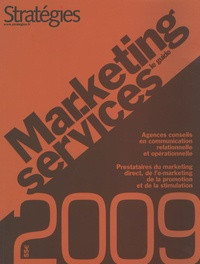 Olivier Mongeau - Marketing services le guide 2009.