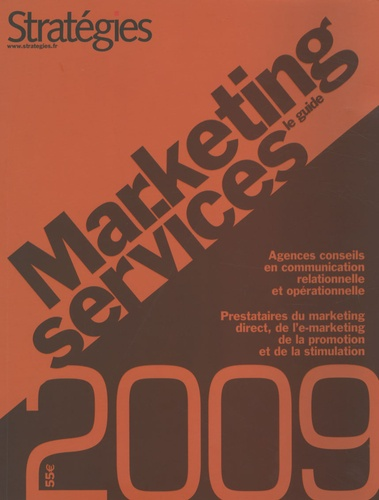 Olivier Mongeau - Marketing services le guide 2009.