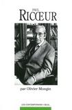 Olivier Mongin - Paul Ricoeur.