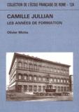 Olivier Motte - Camille Jullian - Les années de formation.