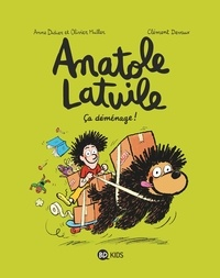 Olivier Muller - Anatole Latuile, Tome 09 - Ça déménage !.