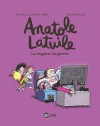 Clément Devaux et Olivier Muller - Anatole Latuile, Tome 12 - La vengeance des gnomes.