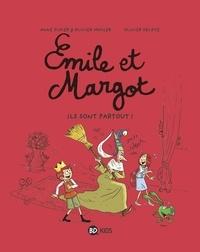 Anne Didier et Olivier Muller - Émile et Margot, Tome 06 - Ils sont partout !.