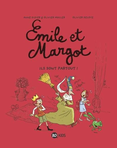 Émile et Margot, Tome 06. Ils sont partout !