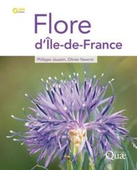 Olivier Nawrot et Philippe Jauzein - Flore d'Ile-de-France.