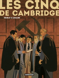 Olivier Neuray et Valérie Lemaire - Les cinq de Cambridge Intégrale : .