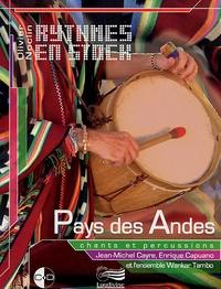 Olivier Noclin - Pays des Andes. 1 CD audio