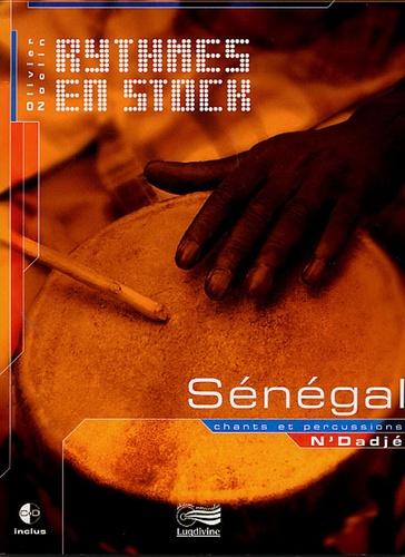 Sénégal  avec 1 CD audio