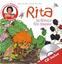 Olivier Nomblot et Maureen Dor - Rita : la féroce fée rousse. 1 CD audio