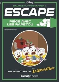 Télécharger Google Books Mac gratuit Piégé avec les Rapetou  - Une aventure de La Bande à Picsou 9782344036037