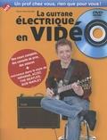 Olivier Pain-Hermier - La guitare électrique en vidéo. 1 DVD