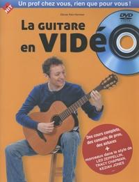 Olivier Pain-Hermier - La guitare en vidéo. 1 DVD
