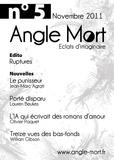 Olivier Paquet et Lauren Beukes - Angle Mort numéro 5.