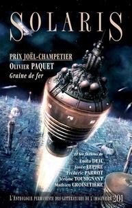 Olivier Paquet et Enola Deil - SOLARIS  : Solaris 201.
