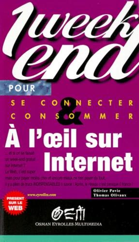 Olivier Pavie - À l'oeil sur internet.