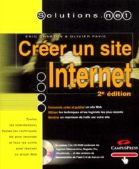 Olivier Pavie et Eric Charton - Créer un site Internet. 1 Cédérom