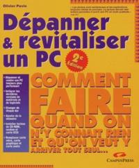 DEPANNER & REVITALISER UN PC. 2ème édition - Olivier Pavie   Showmesound.org