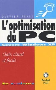 Olivier Pavie - L'optimisation du PC.