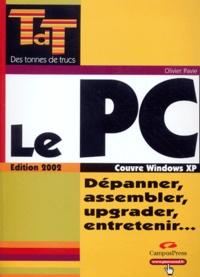 Olivier Pavie - Le PC - Edition 2002.