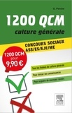 Olivier Perche - 1200 QCM culture générale - Concours sociaux ASS/ES/EJE/ME.