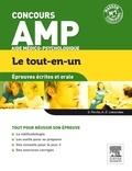 Olivier Perche et Anne-Eva Lebourdais - Concours Aide Médico-Psychologique - Epreuves écrites et orale.