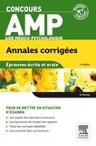Olivier Perche - Concours aide médico-psychologique - Annales corrigées épreuves écrite et orale.