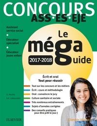 Olivier Perche et Anne-Eva Lebourdais - Concours ASS-ES-EJE - Ecrit et oral Tout pour réussir.