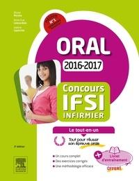 Histoiresdenlire.be Concours Infirmier IFSI - Epreuve orale, avec livret d'entraînement Image