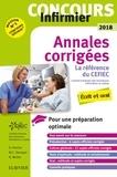 Olivier Perche et Marie-Christine Denoyer - Concours infirmier IFSI - Annales corrigées.