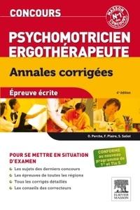 Lemememonde.fr Concours Psychomotricien Ergothérapeute - Annales corrigées Image