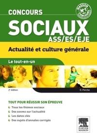 Olivier Perche - Concours sociaux ASS/ES/EJE - Actualité et culture générale.