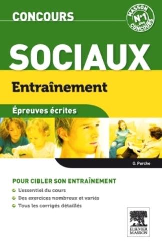 Olivier Perche - Concours sociaux - Epreuves écrites.