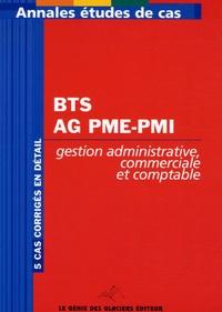 Histoiresdenlire.be Annales Gestion administrative, comptable et commerciale BTS Assistante de Gestion PME-PMI - Etude de cas Image