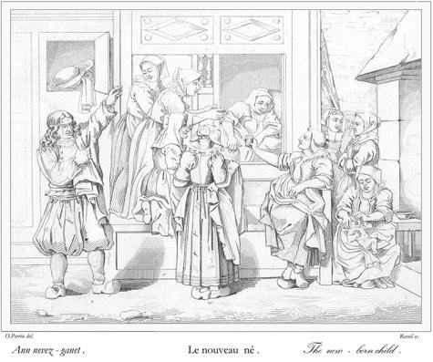 Galerie bretonne. Vie des Bretons de l'Armorique