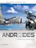 Olivier Peru et  Geyser - Androides Tome 2 : Heureux qui comme Ulysse.